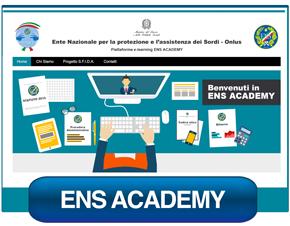 Piattaforma ENS Academy